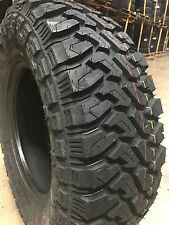 4 NEW 33x12.50R17 Centennial Dirt Commander M/T Mud Tires MT 33 12.50 17 R17