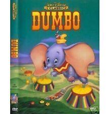 DISNEY DVD Dumbo - ed. Warner Z834539 Siae rosa