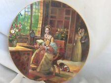 "BNIB VERY RARE ROYAL DOULTON PLATE ""LADY JANE GREY"" collectors gallery edition"