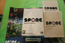 SPORE GALACTIC EDITION PC MAC DVD-ROM PAL