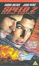Speed 2 - Cruise Control [1997] [VHS], Acceptable VHS, Jan de Bont|Sandra Bulloc