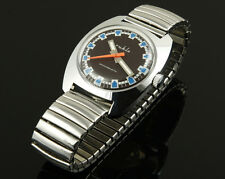 Ruhla Mechanical Watch 36mm New Old Stock