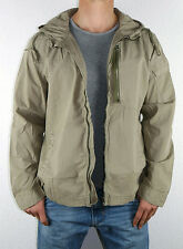 G-STAR RAW FRANKLIN HOODED OVERSHIRT JACKE COLOR DUNE GRÖßE L UVP 139,90 EURO