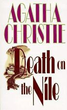 Death on the Nile by Agatha Christie (1992, Paperback) Vintage