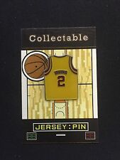 Cleveland Cavaliers Kyrie Irving  lapel pin-Wine & Gold Collectable-Gift Item
