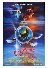 A Nightmare On Elm Street 5 - The Dream Child - A4 Laminated Mini Poster