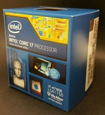 Brand New Sealed Intel Core I7-4790K Quad-Core 4.0GHz LGA 1150 Desktop Processor