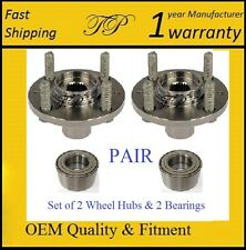 2006-2009 Toyota Yaris Front Wheel Hub & Bearing Kit Assembly (PAIR)