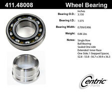 Centric Parts 411.48008 Rear Axle Bearing