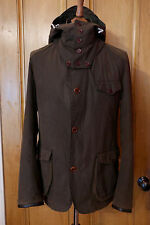 "*rare* Mens Barbour Tokito To Ki To Large 40"" waxed jacket olive Bond Skyfall"