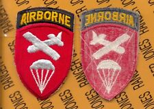 US Army Airborne Command WWII Style patch c/e