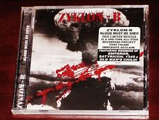 Zyklon-B: Blood Must Be Shed - Limited Edition CD 2008 Candlelight CDL438CD NEW