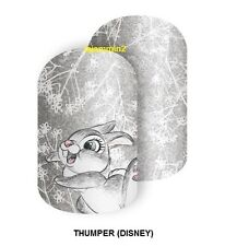 JAMBERRY NAIL WRAPS - THUMPER, DISNEY EXCLUSIVE, LIMITED, includes extras