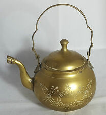 Beautiful Vintage Brass Teapot
