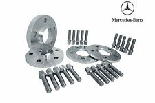 Mercedes Benz 5x112  Hub Centric Wheel Spacers 10mm & 15mm W218 W219 W211 R231