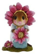LITTLE MISS PINK PETALS by Wee Forest Folk, WFF# M-338b