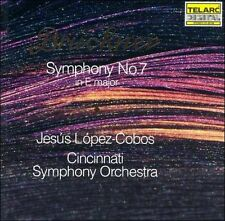 Bruckner: Symphony No. 7 (CD, Nov-1989, Telarc Distribution)