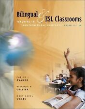 Bilingual and ESL Classrooms: Teaching in Multicultural Contexts, Carlos J. Ovan