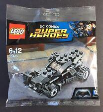 Lego 30446 el Batimóvil Bolsa De Polietileno Set Nuevo Sellado Batman Dc Super Heroes