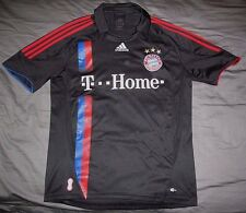 Bayern Munich 2008 Road adidas Black Jersey Men M 2007