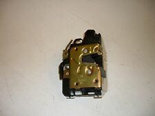 Front left door lock mechanism Polo Ibiza Caddy Inca Ibiza 6K2837015G Genuine VW