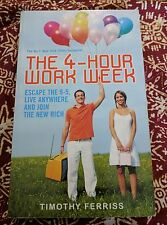 The 4-Hour Work Week - Timothy Ferris - Money - Work - Motivation