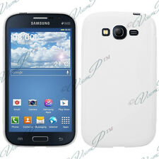 Housse Etui Coque TPU Silicone BLANC Samsung Galaxy Star 2 Plus Advance SM-G350E