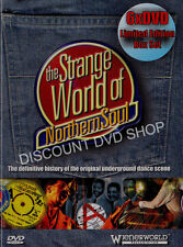 Strange World Of Northern Soul (Massive 6 DVD Box Set)Limited Edition