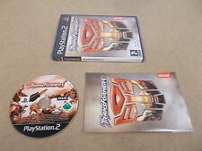 PS2 Playstation 2 Pal Game TRANSFORMERS with Box Instructions