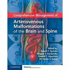 Comprehensive Management Arteriovenous Malformations . 9781107033887 Cond=LN:NSD
