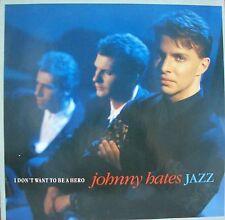"""Johnny Hates Jazz - I Don't Want To Be A Hero (12"""" Vinyl-Single Germany 1987)"""