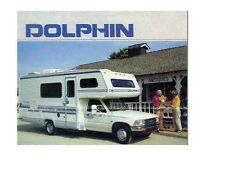 DOLPHIN MOTORHOME OPERATIONS AC + FURNACE MANUALS * 610pgs for Toyota RV Service