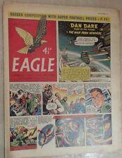 1955 Classic Eagle Comic Vol 6 No 46 Dan Dare in The Man From Nowhere - 18th Nov