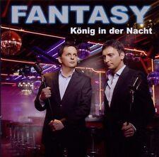 """FANTASY """"KÖNIG IN DER NACHT"""" CD NEU"""