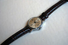 Vintage Russian (USSR) SLAVA ladies watch, 17 jewels