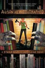 Allison Hewitt Is Trapped: A Zombie Novel-ExLibrary