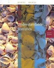 Understandable Statistics (Eighth Edition)