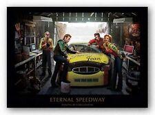Eternal Speedway Chris Consani ELVIS DEAN MONROE BOGART
