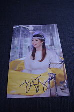 DANA DELANY signed Autogramm auf 20x30cm Foto InPerson BODY OF PROOF HAND OF GOD