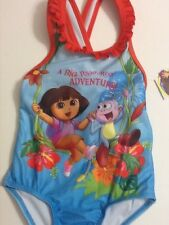 New infant girls swimsuit Dora the Explorer size 12months