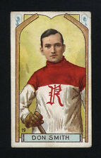 1911-12 C55 IMPERIAL TOBACCO ~ #19 ~ DON SMITH ~ ROOKIE CARD