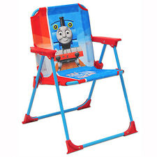 Thomas the Tank Engine Kids Chair Single Outdoor Indoor Toddler Camping NEW