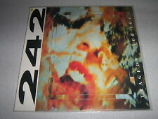 "FRONT 242 MAXI VINYL 12 "" TRAGEDY FOR YOU"