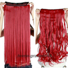 Maga Thick 200G Long Clip in Full Head Hair Extensions Extensions for human O89