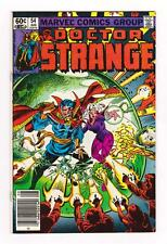 *DOCTOR STRANGE MASTER of the MYSTIC ARTS 54 (NM-) TIBORO*
