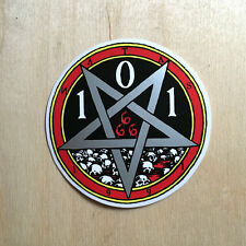 Cliche 101 vinyl sticker decal Supreme Marc McKee 1991 bumper Natas Kaupas SK8