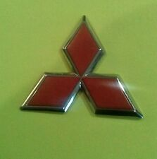 Sticker Mitsubishi  Emblem Badge Hood Trunk Lancer Evolution Eclipse Galant Evo