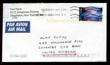 USA 2006 Airmail Queens NY Cover To UK #C3799