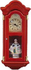 REUTTER PORCELAIN   DOLLHOUSE MINIATURE  WORKING CLOCK...16690