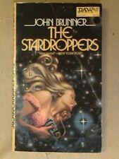 "Paperback. ""The Stardroppers"" by John Brunner. Daw books."